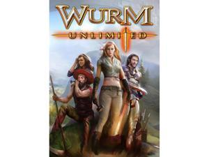 Wurm Unlimited [Online Game Code]