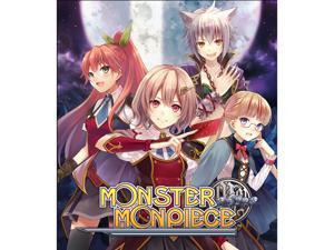 Monster Monpiece - Deluxe Pack [Online Game Code]