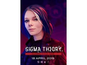 Sigma Theory: Global Cold War [Online Game Code]