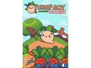 Turnip Boy Commits Tax Evasion  [Online Game Code]