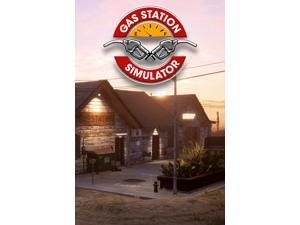 Gas Station Simulator  [Online Game Code]