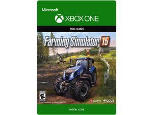 Farming Simulator 15 Xbox One [Digital Code]