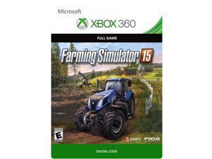 Farming Simulator 15 Xbox 360 [Digital Code]