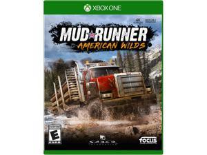 MudRunner: American Wilds Edition Xbox One [Digital Code]