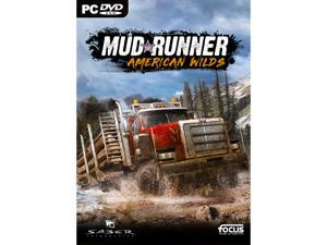 MudRunner - American Wilds Edition [Online Game Code]