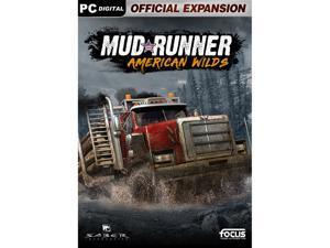MudRunner - American Wilds Expansion [Online Game Code]