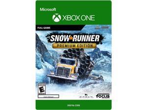 SnowRunner - Premium Edition Xbox One [Digital Code]