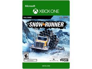 SnowRunner Xbox One [Digital Code]