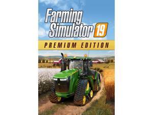 Farming Simulator 19 - Premium Edition  [Online Game Code]