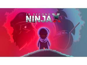 10 Second Ninja X [Online Game Code]