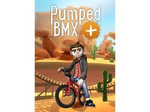 Pumped BMX + [Online Game Code]