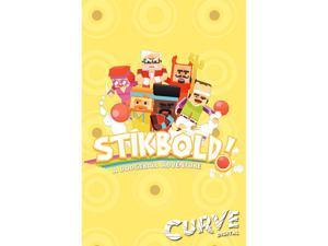 Stikbold! A Dodgeball Adventure [Online Game Code]