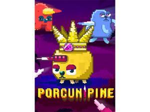 Porcunipine [Online Game Code]