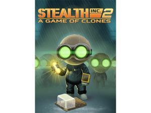 Stealth Inc 2: A Game of Clones [Online Game Code]