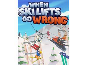 When Ski Lifts Go Wrong [Online Game Code]