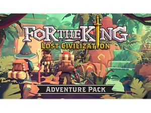 For The King: Lost Civilization Adventure Pack  [Online Game Code]