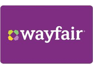 Wayfair $25 Gift Card (Email Delivery)