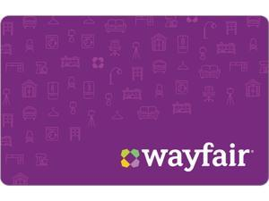 Wayfair $50 Gift Card (Email Delivery)