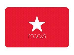 Macy's $50 Gift Card (Email Delivery)