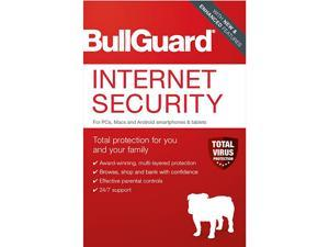 BullGuard Internet Security 2020 | 10 Devices for 1 Year - Download