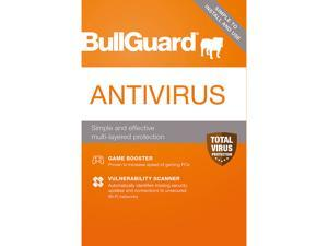 BullGuard Antivirus, 3 Devices 1 Year, PC Download