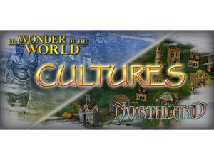 Cultures: Northland + 8th Wonder of the World [Online Game Code]