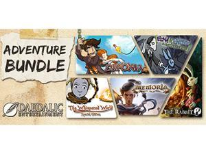 Daedalic Adventure Bundle [Online Game Code]