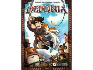 Deponia [Online Game Code]