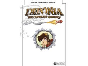 Deponia: The Complete Journey [Online Game Code]
