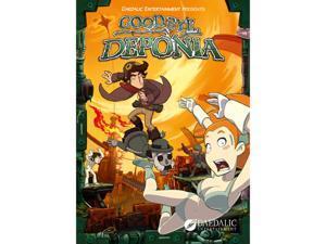 Goodbye Deponia [Online Game Code]