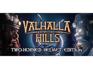 Valhalla Hills: Two-Horned Helmet Edition [Online Game Code]