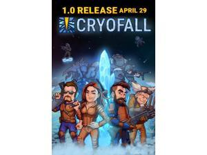 CryoFall  [Online Game Code]