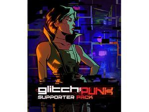Glitchpunk - Supporter Pack  [Online Game Code]