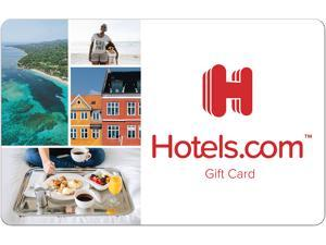 Hotels.com $25 Gift Card (Email Delivery)
