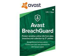 Avast BreachGuard 1YR / 1PC - Download