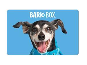 BarkBox 1 Month Gift Card (Email Delivery)