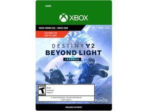 Destiny 2: Beyond Light + Season Xbox Series X | S / Xbox One [Digital Code]