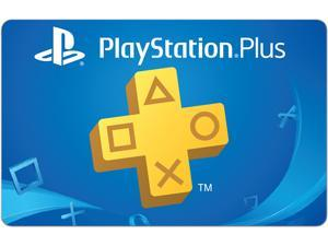 PlayStation Plus - 1 Year Membership (Email Delivery)