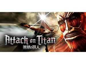 Attack on Titan / A.O.T. Wings of Freedom [Online Game Code]