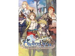 Atelier Ryza: Ever Darkness & the Secret Hideout [Online Game Code]