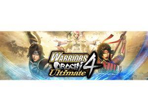 WARRIORS OROCHI 4 Ultimate [Online Game Code]