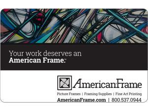 American frame $25 Gift Card (Email Delivery)