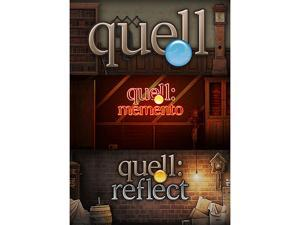 The Quell Logic Collection [Online Game Code]