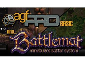 Axis Game Factory's AGFPRO + BattleMat Multiplayer 4 Pack DLC [Online Game Code]