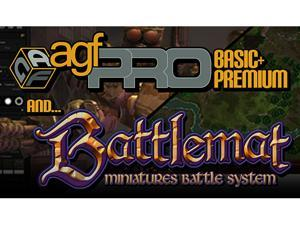Axis Game Factory's AGFPRO + Premium + BattleMat Multiplayer [Online Game Code]