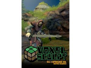 Axis Game Factory's AGFPRO - Voxel Sculpt DLC [Online Game Code]