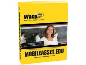 Wasp 633808927769 Mobileasset.Edu Professional Asset Tracking Software (5-User)