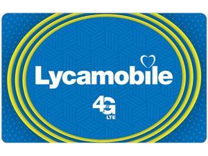 Lycamobile $39 Gift Card (Email Delivery)