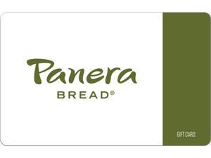 Panera $15 Gift Card (Email Delivery)