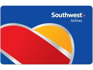 Southwest Airlines $250 Gift Card (Email Delivery)